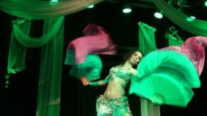 Various oriental show photos
