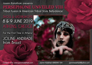 Persephone Unveiled VIII